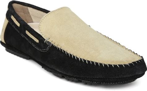 Mast Harbour Shoes Original Bnib mast harbour loafers for buy black yellow color