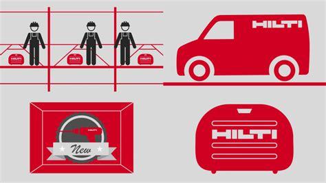 Hilti. Fleet Management   NudesignMovies