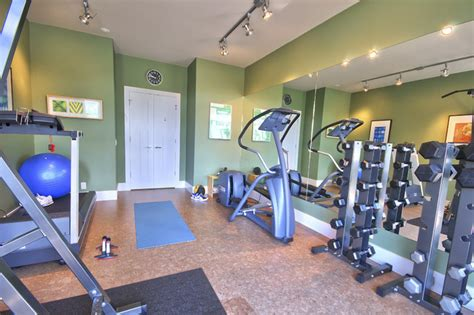 clever ideas to make a home gym attractive miller hobbs home gym