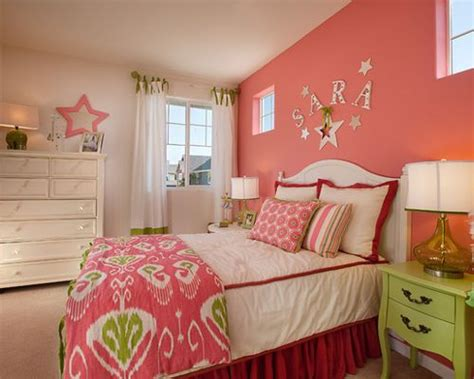 girls bedroom accent wall painted polka dots ideas pictures remodel and decor