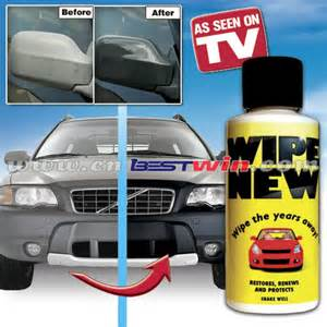 wipe new for cars wipe new wipenew as seen on tv auto cleaner manufacturer