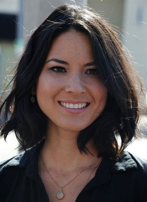 mun hairstyle 20 chic hairstyles from olivia munn pretty designs