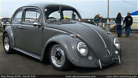 grey volkswagen bug l469 anthracite grey vw beetle big 2008 by