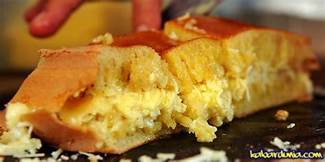 membuat martabak ketan hitam resep sederhana martabak manis atau kue terang bulan