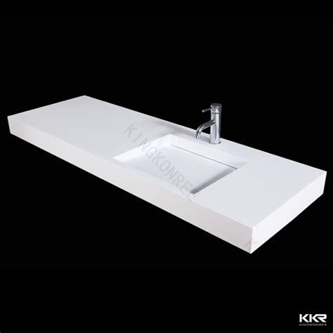 integrated bathroom sink countertop integral bathroom sink and countertop my web value