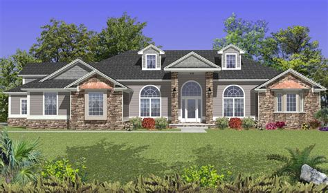 House Plans With Cathedral Ceilings Cathedral Ceilings Front To Back Coastal House Plan Alp 099j Chatham Design House Plans