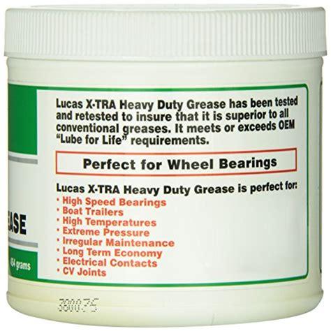 Lucas X Tra Heavy Duty Grease lucas 10301 x tra heavy duty grease 14 5 oz dealtrend