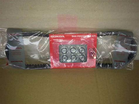 Sparepart Honda Beat Karbu jual beli v belt kit beat karbu 23100 kvy ba1 ori honda
