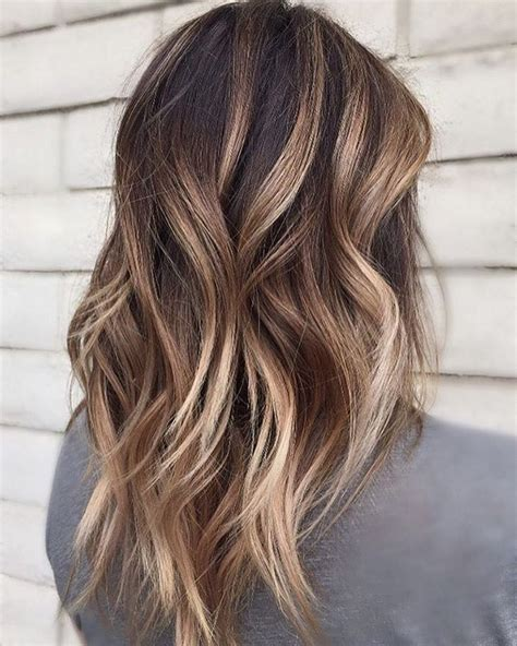 painting hair color 12 balayage hair color ideas that ll give you hair envy