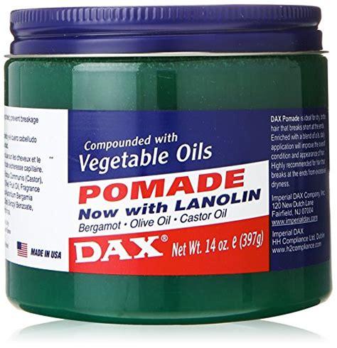 Pomade Dax dax pomade 14 ounce dax beautil