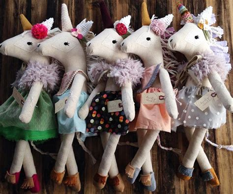Handmade Unicorn - the ultimate gift guide for fans of unicorns