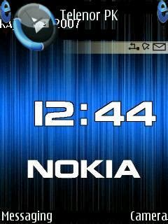 nokia 110 animated themes download download animated nokia clock nokia theme mobile toones