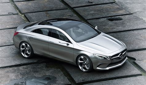 Coupe Stylé by 2012 Mercedes Concept Style Coupe Official Details