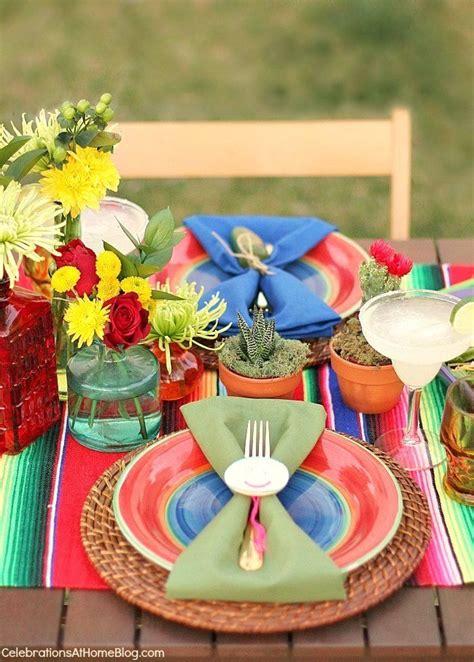 mexican fiesta party ideas  cinco de mayo