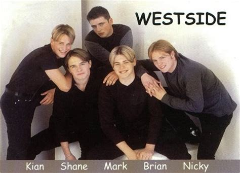 bands with a color in their name jens geography how westlife became westlife
