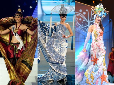 Costume National Dress in photos 11 iconic miss universe national costumes