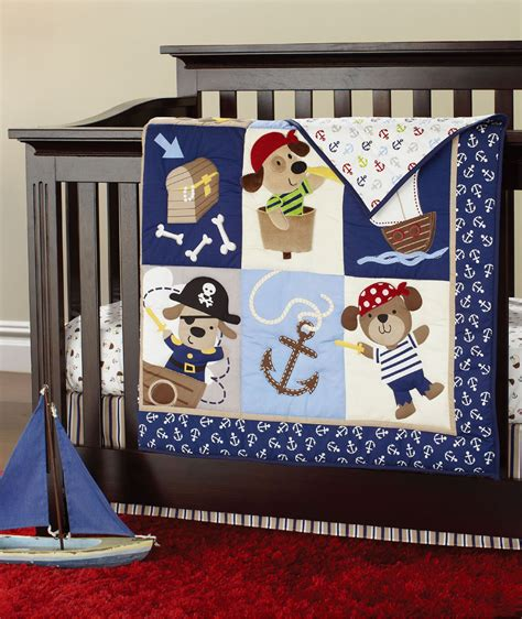 New 7 Pcs Baby Bedding Set Baby Boy Crib Bedding Set Baby Crib Bedding Sets For Boy