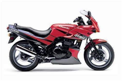 Pay For 1987 1993 Kawasaki Ex500 Gpz500s Service Repair Manual