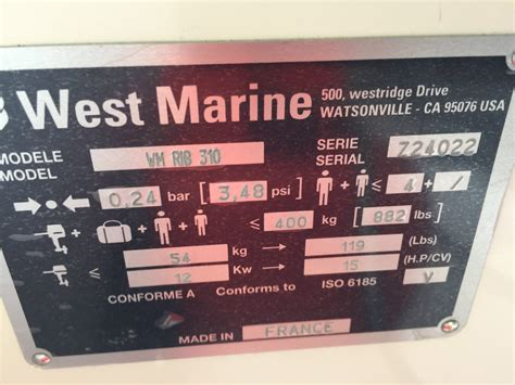 inflatable boats for sale los angeles west marine rib 310 autos post
