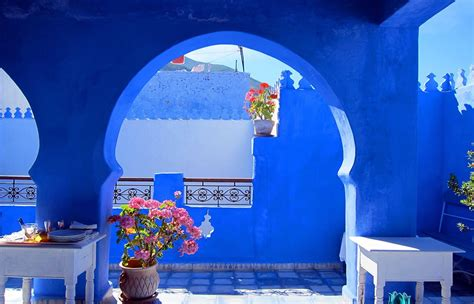 Mediterranean Home Interiors the blue city chefchaouen morocco 1080p hd youtube