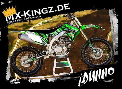 kawasaki dekor kawasaki dekor im idunno design mx kingz motocross shop