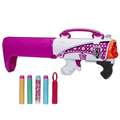 girls nerf rebelle star shoot blaster set preview nerf rebelle occhiali
