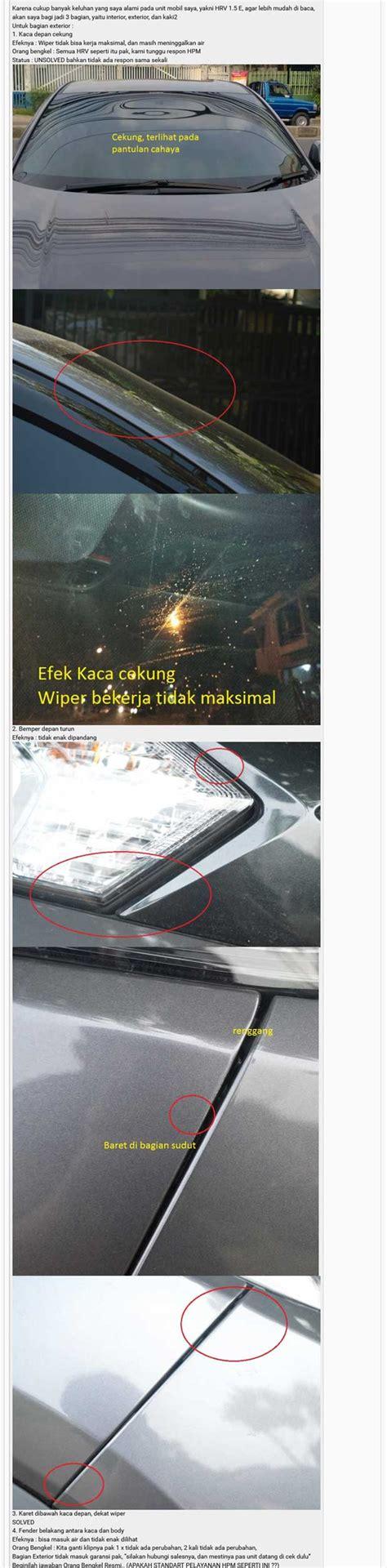 Honda Hrv 1 5 E Cvt Kaskus honda hrv jakarta html autos post