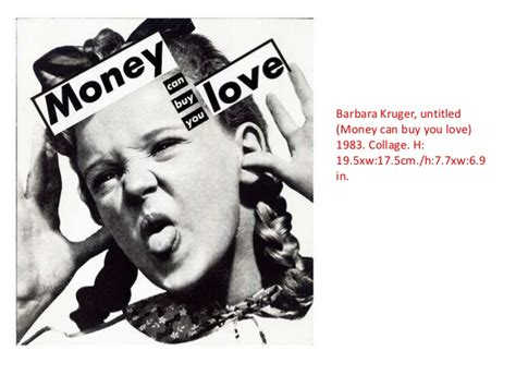 your comfort is my silence barbara kruger final ppt