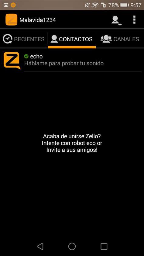 imagenes chidas para zello descargar zello walkie talkie 3 92 android apk gratis en