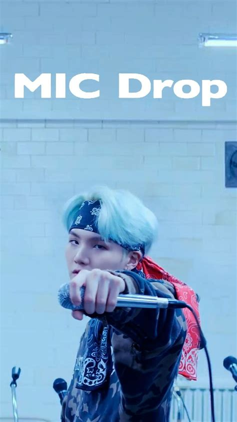 Download Mp3 Bts Mic Drop | suga bts mic drop remix wallpaper bts pinterest