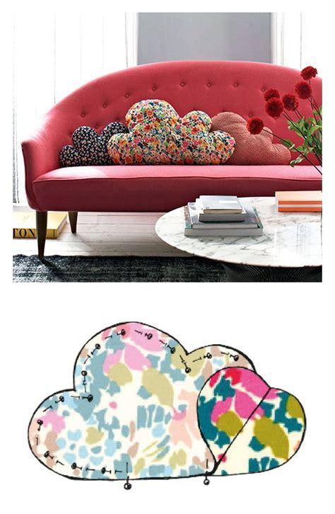 creare cuscini idee fai da te creare cuscini per il divano a costo zero