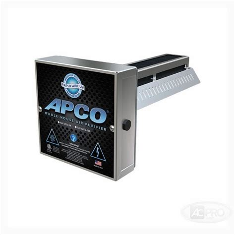 apco in duct air purifier reviews