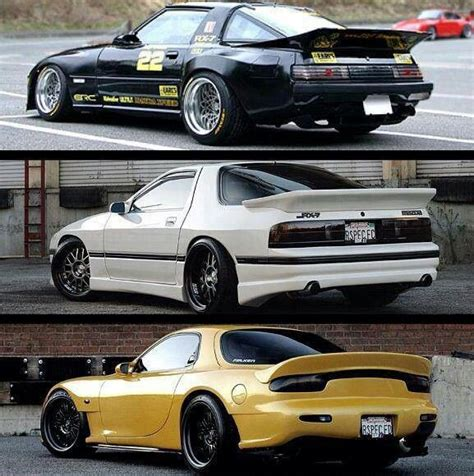Toyota Rx7 Rx7 Fb Fc And Fd Clean Rx7 S Toyota Rx7
