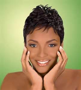 Galerry super short hairstyles for black women