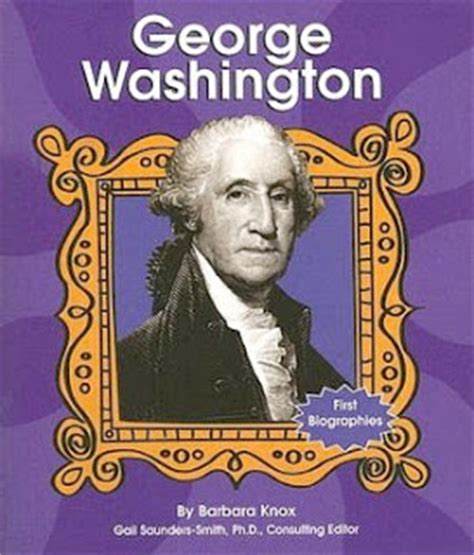 george washington biography book pdf good books for kids lists reading level info by topic