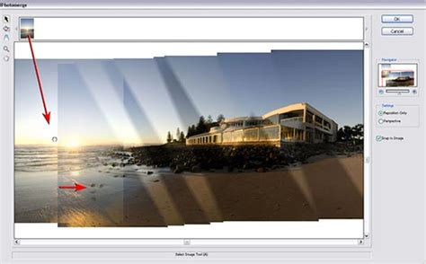 photoshop cs3 photomerge tutorial photoshop photo retouch working with photomerge in