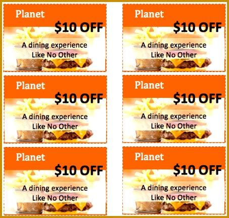 free printable restaurant coupons templates 7 meal voucher template free download fabtemplatez