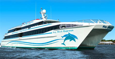 key west boat trip from ft myers key west express directions information must do
