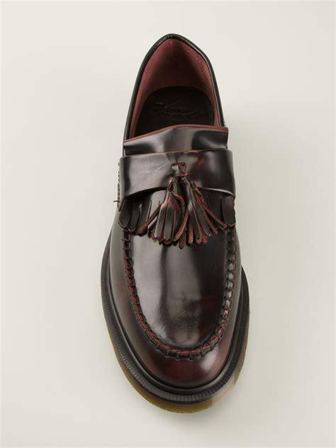 dr martens adrian loafer dr martens adrian tassel loafers in lyst