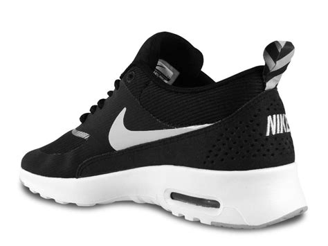 Nike Thea Schwarz Weiß 1724 by Get Price Reduced New Nike Air Max Thea Womens Black