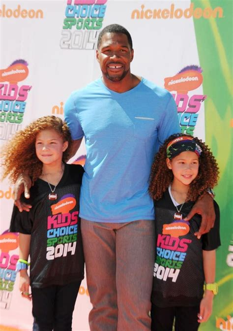 michael strahans daughter sophia strahan michael strahan fears for the safety of his kids around