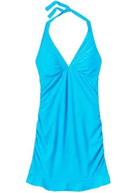 Halter Swim Dress athleta shirrendipity halter swim dress dresses shop