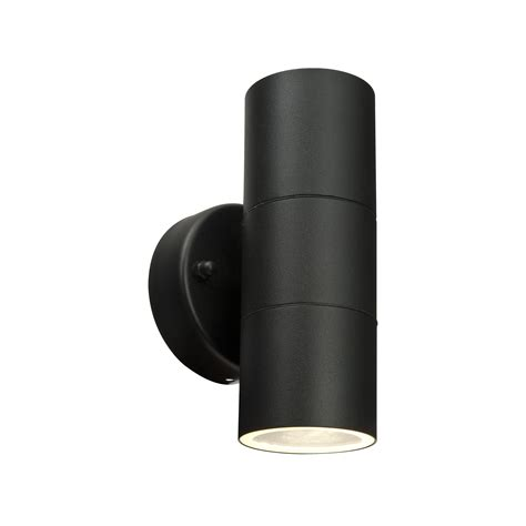 blooma somnus black mains powered external   wall
