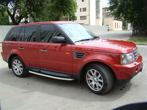land rover 2007 2007 land rover range rover sport for sale 4 4 gasoline
