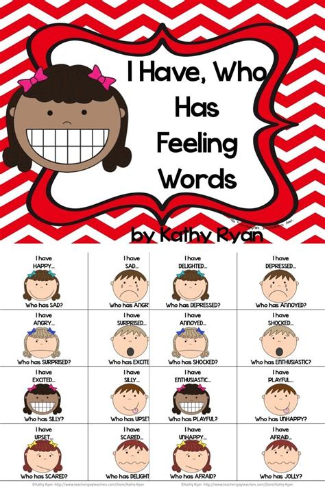 I Would Not Use The Word Exciting To Describe My by I Who Has Feelings Words Feelings Words Happy And