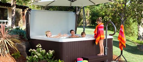 backyard spa ideas spa pool deck design backyard ideas hotspring spas nz