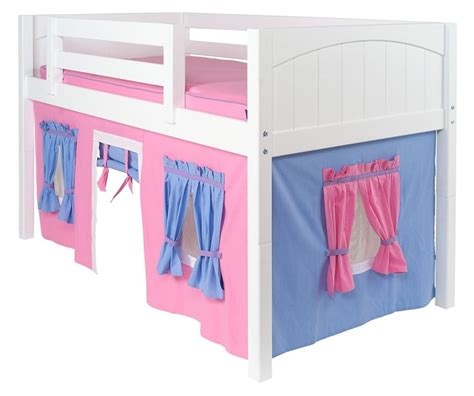 loft bed playhouse curtains 301 moved permanently