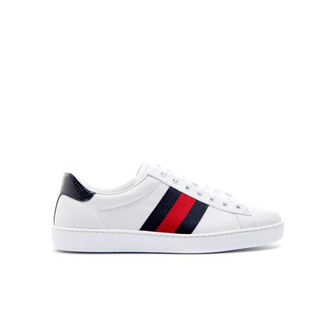 Gucci White gucci sneakers white 28 images gucci white leather