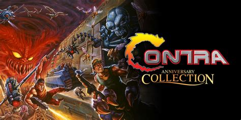 contra anniversary collection nintendo switch