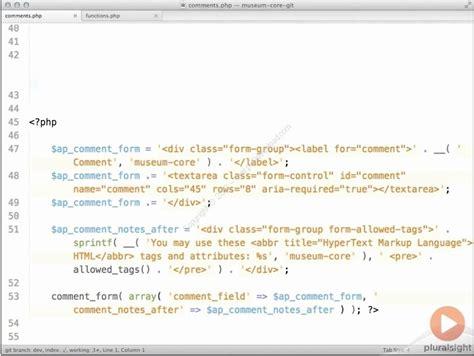 bootstrap tutorial pluralsight pluralsight building a wordpress theme framework with